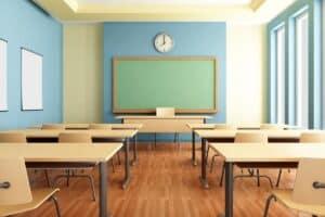 Digitale Schule Klassenzimmer